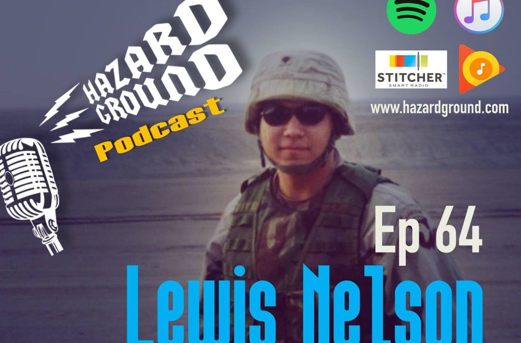 Interview on Hazard Ground Podcast